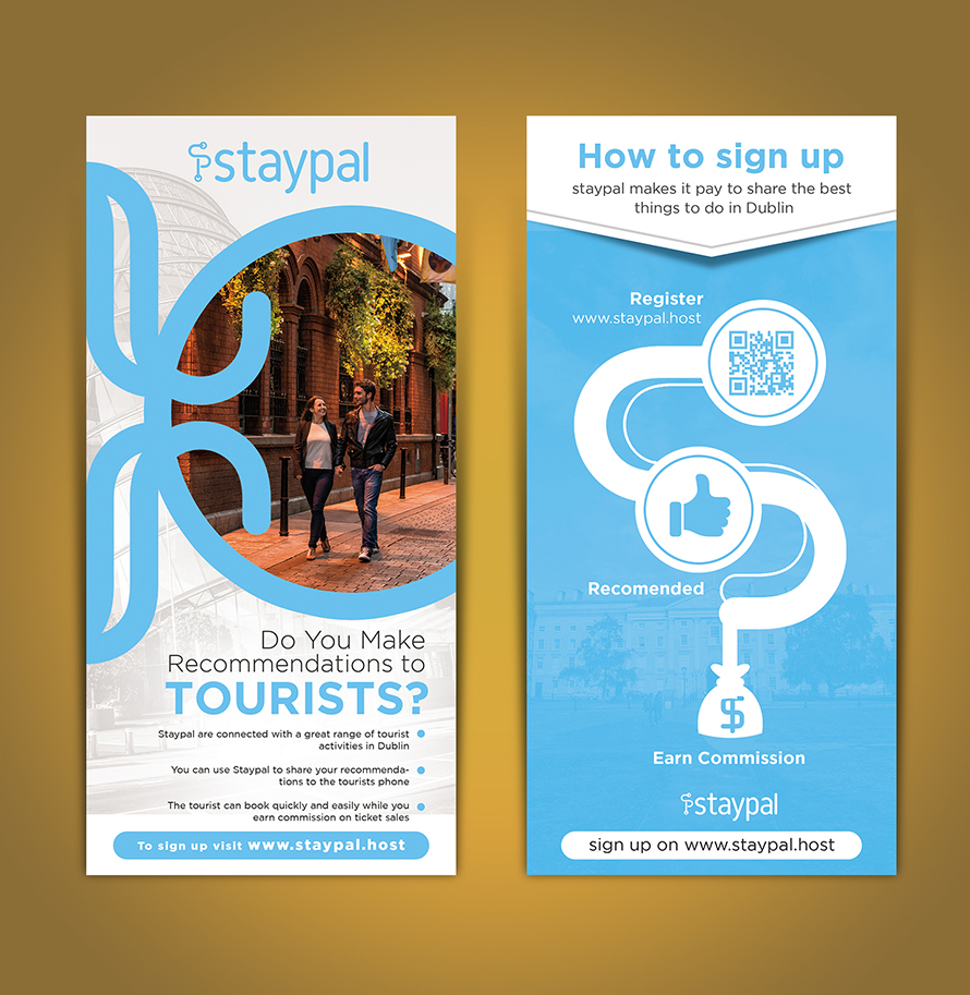 Rack Card Designs for Hotels, Hostels and Accommodation | Hih7