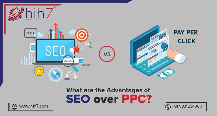 What are The Advantages of SEO Over PPC?